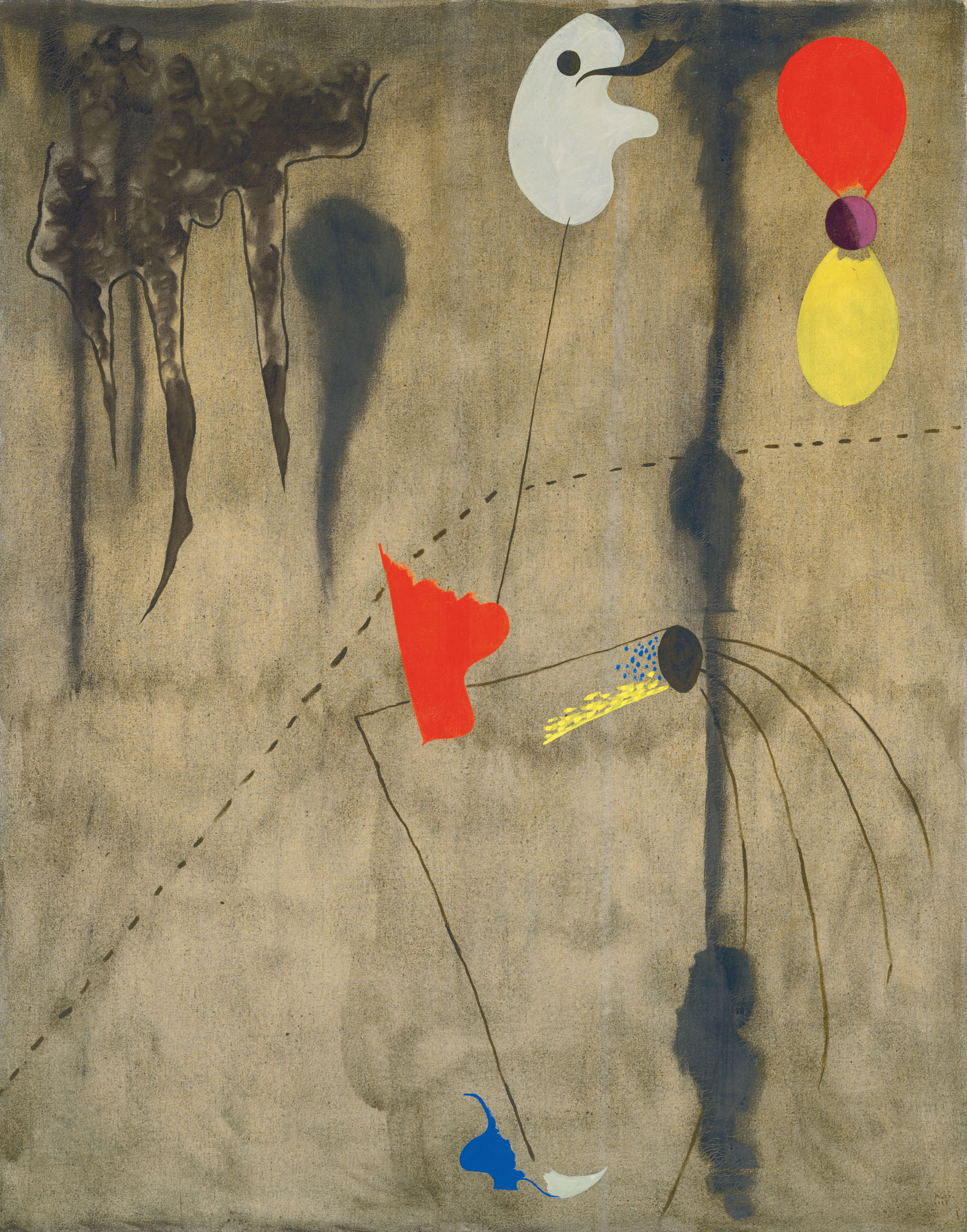 joan miro-peinture-christies